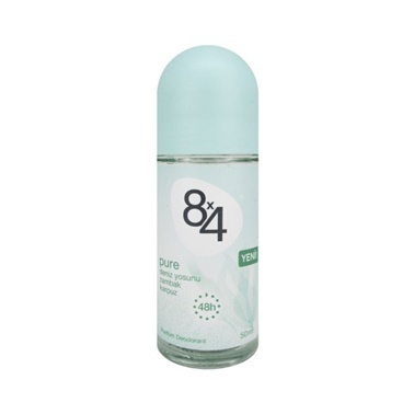 8x4  Pure Bayan Parfüm Deodorant Roll-On 50ml Renksiz